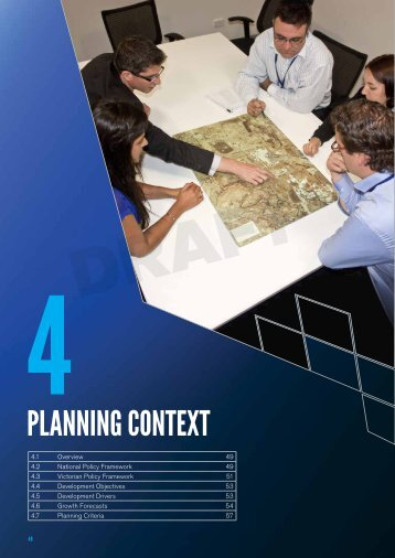 Section 4 - Planning Context - Melbourne Airport