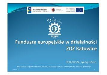 Zakład Doskonalenia Zawodowego w Katowicach - mojregion.eu