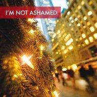 here - Not Ashamed