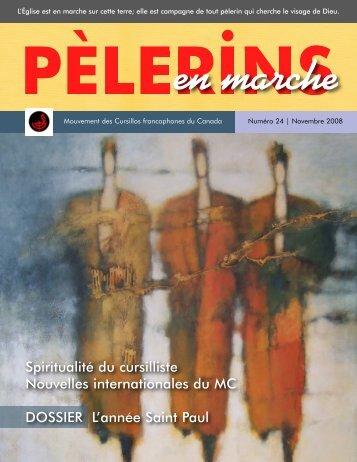 PEM no 24 VF - Mouvement des Cursillos Francophones