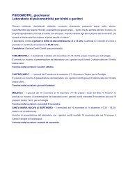 centri famiglie - Edizioni Junior