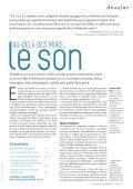 LE SON - Hors les murs - Page 5