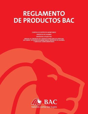 Credomatic magazines reglamento de productos bac credomatic thecheapjerseys Image collections
