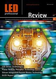 LED Driver Technologies Planar Remote Phosphor ... - fonarevka