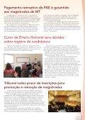 Diretas Já no Poder Judiciário é lançada em Cuiabá - Amam - Page 3