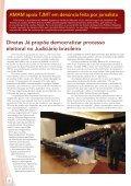 Diretas Já no Poder Judiciário é lançada em Cuiabá - Amam - Page 4