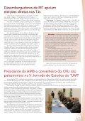 Diretas Já no Poder Judiciário é lançada em Cuiabá - Amam - Page 5
