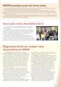 Diretas Já no Poder Judiciário é lançada em Cuiabá - Amam - Page 7