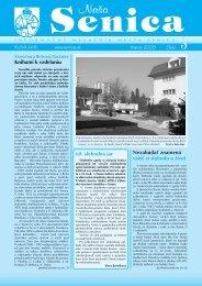 na APRÍL 2005 - Mesto Senica