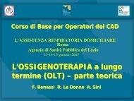 problematiche terapeutiche e medico legali della ltot - Agenzia di ...