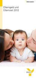 Elterngeld und Elternzeit 2012