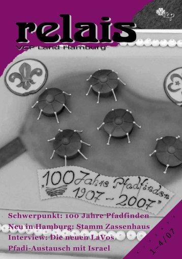 100 Jahre Pfadfinden Neu in Hamburg: Stamm Zassenhaus Interview