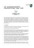 Job – og kompetenceprofil for Centerchef for Natur - Miljø ... - KTC - Page 2