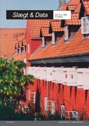 2004-2 slægt & data.pdf - DIS-Danmark