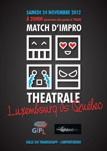 Luxembourg vs Québec