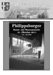 Philippsburger - Nussbaum Medien