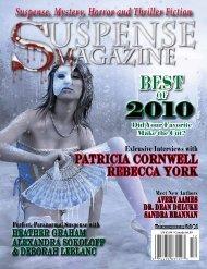BEST 2010 - Suspense Magazine