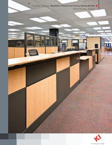 Lovejoy Library Southern Illinois University Edwardsville ... - KI.com