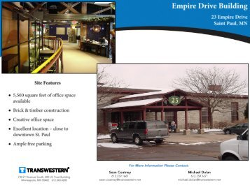 Transwestern Commercial Services - Minneapolis