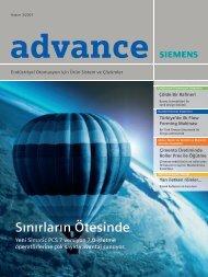 Sınırların Ötesinde - Siemens