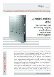 Corporate Design 2006: