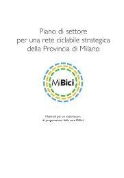 pubblicazioni ). - Provincia di Milano