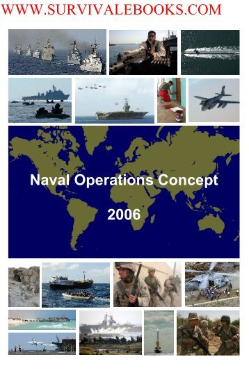 2006 US Navy Naval Operations Concept 38p.pdf - Survival Books