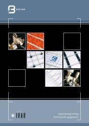 vloerverwarming technische gegevens - Begetube