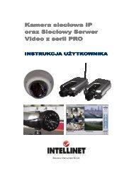 Kamera sieciowa Kamera sieciowa IP oraz Sieciowy Serwer ...