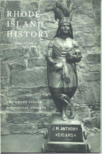 oj - Rhode Island Historical Society