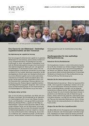 NEWS 01 l 2008 PDF Download - ASA - Architekten GmbH