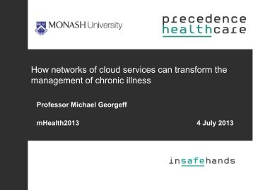 How networks of cloud services can transform the management of ...