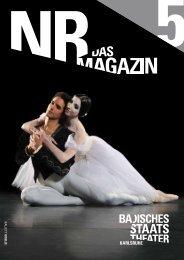 Das Magazin Nr. 5 - Badisches Staatstheater - Karlsruhe
