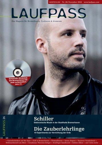 Schiller Die Zauberlehrlinge - LAUFPASS Online
