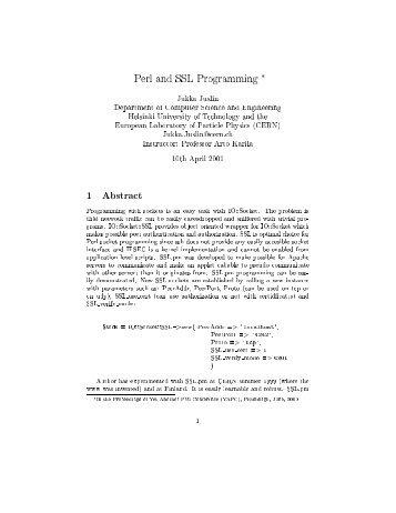 Programming Magazines