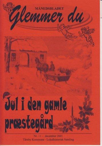 Glemmer du 11/2001 - taarnbybib.net