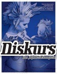 Ausgabe 05/2008 - Jugend Diskurs
