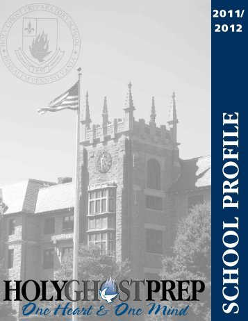 SCHOOL PROFILE - Holy Ghost Preparatory School