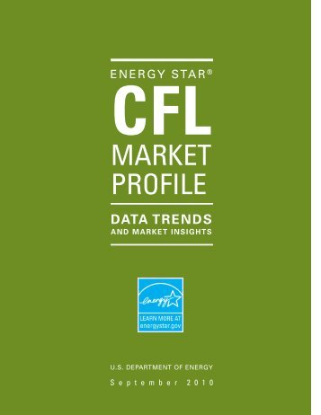 2010 CFL Market Profile - D&R International, Ltd.