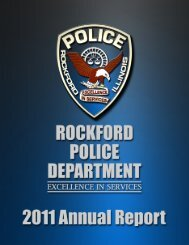 HERE - the City of Rockford