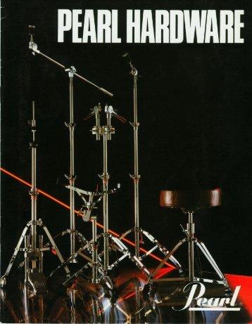Pearl 1982 Hardware - drumarchive.com