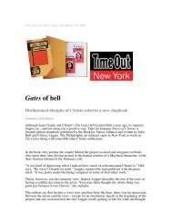 Time Out NY, Gates of Hell.pdf - Booklyn Artists Alliance