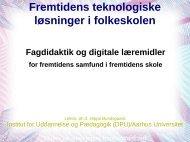 Faglighed - Jeppe Bundsgaard - bundsgaard.net