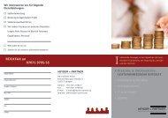 Leistungsbezogene Entgelte - HEYDER + PARTNER Gesellschaft ...