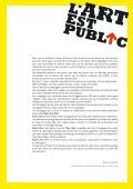 DOSSIER DE PRESSE - Rue Libre - Page 5