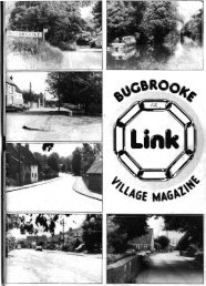 June 1985 - Bugbrooke LINK Home Page