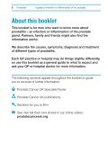 Prostatitis A guide to infection or inflammation of the prostate - Page 2