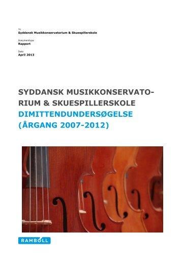 Download - Syddansk Musikkonservatorium og Skuespillerskole