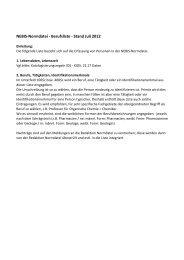 Fichier d'autorité Berufe zu Personen - Nebis