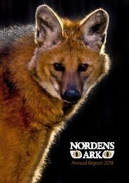 Here You can read Nordens Ark Annual Report